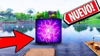 THE CUBE ARRIVES BALSA BOTIN!! **NEW SEASON 6** WILL THE CUBE EXPLODE IN BALSA? FORTNITE CUBE