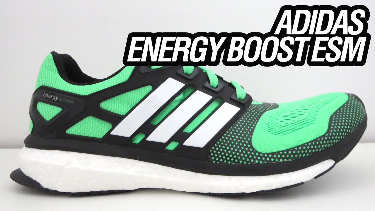 huge selection of fd114 3a567 adidas Energy Boost ESM (Unboxing)