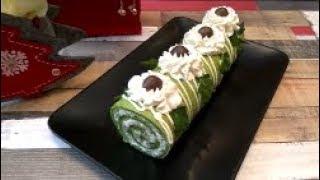 Rulet salati-Закусочный рулет-салат
