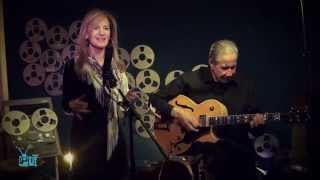 "Kate Baker & Vic Juris ""Cheek to Cheek"" Unplugged@OnTen"