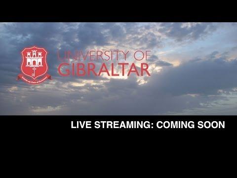 University Of Gibraltar Opening Ceremony