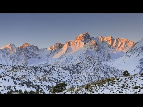 Drought in California caused the Sierra Nevada mountains to rise one inch making them even taller.