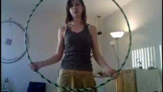 SaFire Hoop Dancing Tutorial: Chest Hooping - Classes on HoopCity.ca