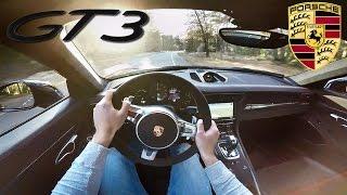 Porsche 911 GT3 991 POV Test Drive by AutoTopNL