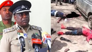 Polisi DSM 'WALIVYOUA' Majambazi Watatu Akiwemo Mwanamke!