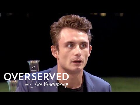James Kennedy Explains His Famous Pasta Fight With Lala Kent  Overserved  E!