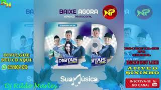 Digitais do Forró - Cd Promocional Junho 2018