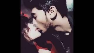 Bangladeshi Couple Kissing