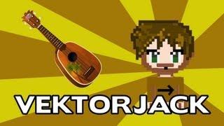 Sobre Vektor Jack y querer el ukelele de Charlieissocoollike - vlog 2