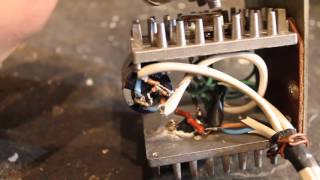 Лабораторный блок питания на Lm317 и транзисторе 2Т808А своими руками за два вечера (часть 1)
