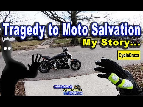 How a Motorcycle Changed My Life Out of Depression  | MotoVlog