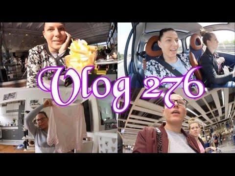 Haul l Ikea l Eis essen l Shoppen l Vlog 276