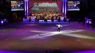"""Ледовое шоу """"Опера на льду"""", Дворец Спорта """"Юбилейный"""", Санкт-Петербург, октябрь 2013 года"""
