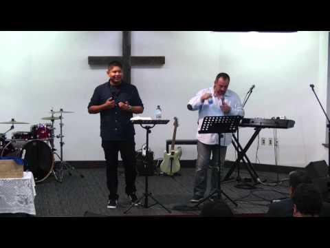 David Garcia Preaching 170416