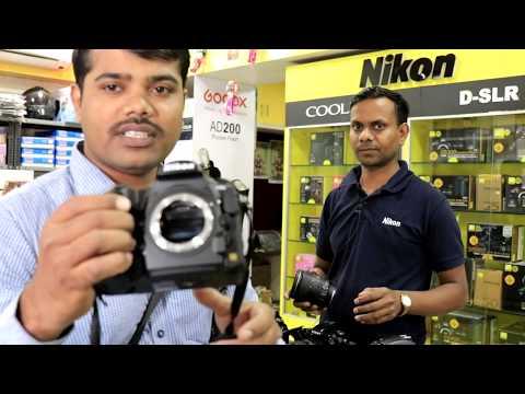 Nikon All Dslr Camera Demo   D810,D850 Camera   मराठी ट्यूटोरियल