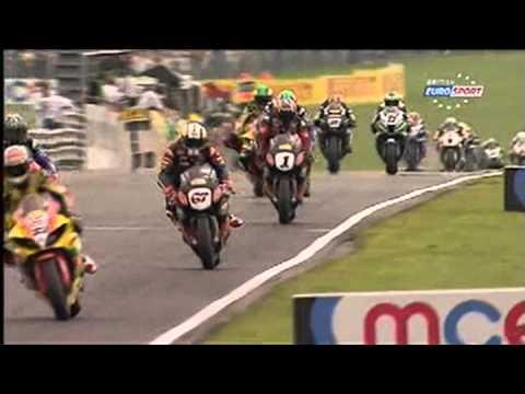 MCE Insurance British Superbike Championship - Round 6 Snetterton 300, Race 1 Highlights