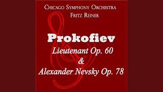 Alexander Nevsky, Cantata, Op. 78: V. The Battle on the Ice