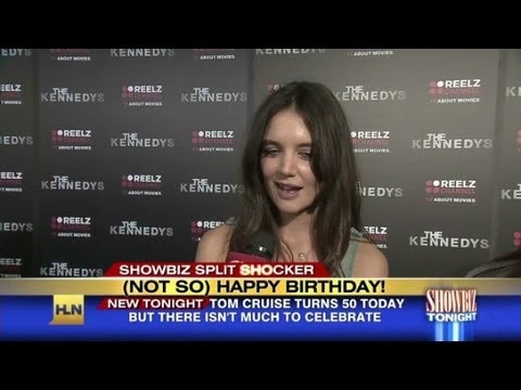 Katie Holmes' marriage exit strategy