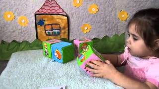 Девочка умница кубики Мякиши, распорядок дня Видеоконкурс