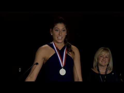 Lauren Carlini Sullivan Award Acceptance Speech