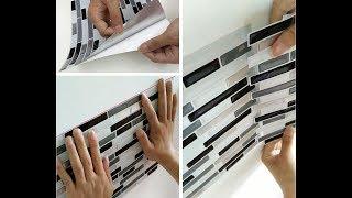 Tiles sticker //Aashiyana Interio