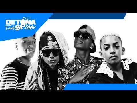 MC Delano, MC 2K, MC Wiz e MC Brinquedo - Novinha do Oba Oba (DJ Biel Rox)
