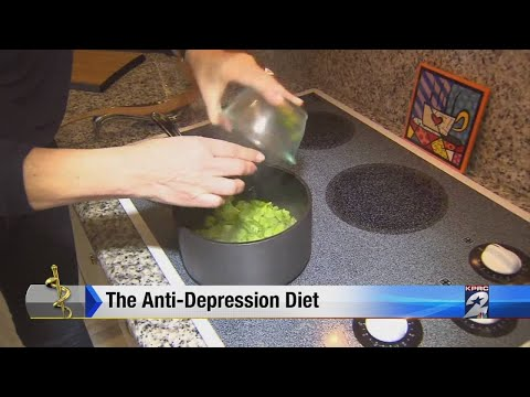 The anti-depression diet