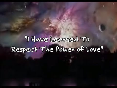 I Have Learned To Respect The Power of Love - Stephanie Mills