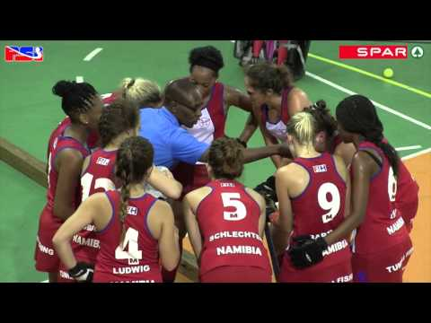 Spar 4 Nations SA vs Namibia