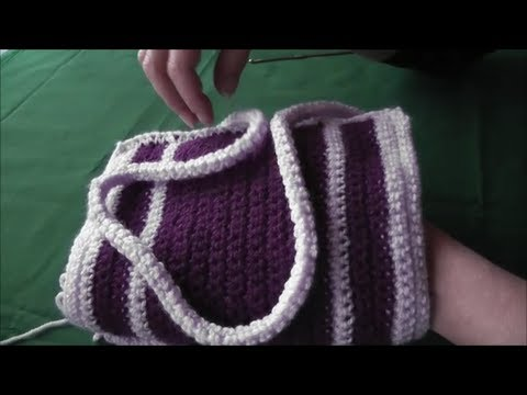 Crochet Häkeln Einer Kordel Szydełkowanie Sznurek Robiony