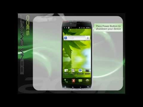 Iconia Smart S300 - Perform an Hard Reset