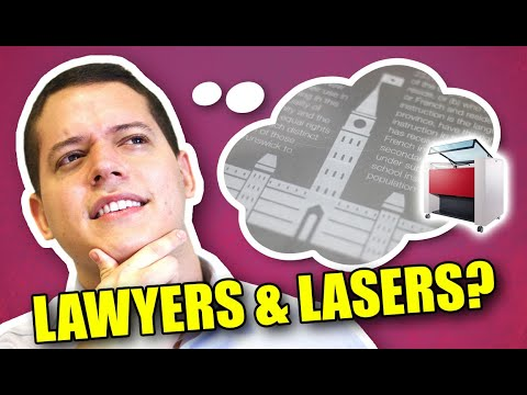 12 Laser Cut Projects for Law Firms - Business & Beyond