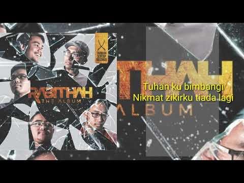rabithah-hilang(unofficial lyrics video)