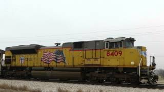 SD70ACe Start up