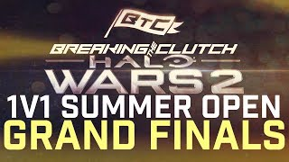Halo Wars 2 1v1 Tournament - GRAND FINALS: RTS YODA VIDS vs King Of Reason (Savior)