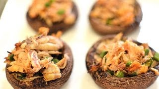 How To Make Crab-stuffed Mushrooms