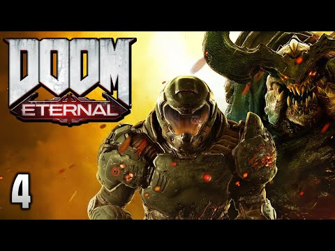 МАНКУБУС • DOOM Eternal • 4