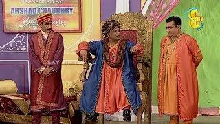 Chuski | Nasir Chinyoti and Iftikhar Thakur | Stage Drama Full Comedy Play