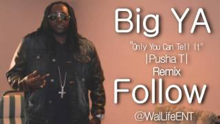 "Big YA ""ONLY YOU CAN TELL IT"" 