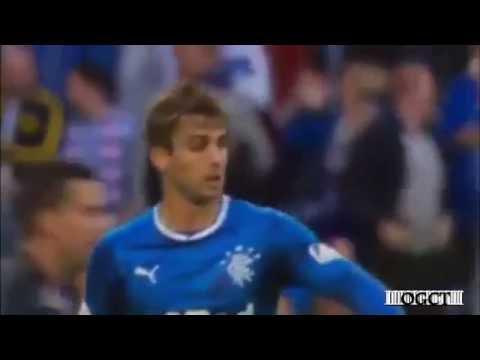 Kranjcar goal vs Peterhead.