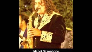Kisi raah mein on saxophone by Manoj