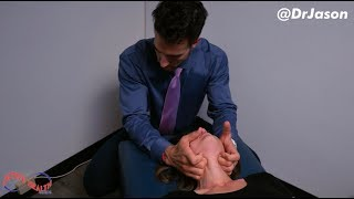 Dr. Jason - MAJOR EMOTIONAL RESPONSE TO 1ST ALIGNMENT IN 10YRS
