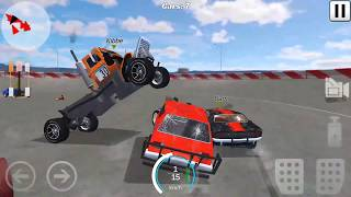 Demolition Derby 3 #2 | Android Gameplay | Friction Games