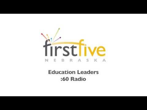 First Five Nebraska | Education Leaders Radio