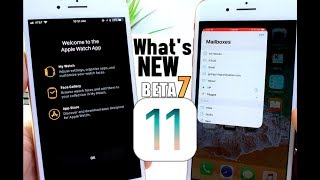 iOS 11 Beta 7 Released New Features & Changes