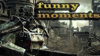 Fallout 3 - Прикольные моменты