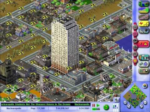 SimCity 3000 Unlimited: Nuclear Meltdown