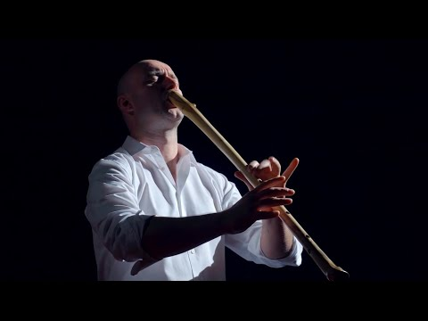 The Birth Of A Flute /Part 2. Kaval solo(by Winne Clement)