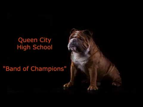 Texas State Marching Band Champions 2008 - Queen City High School