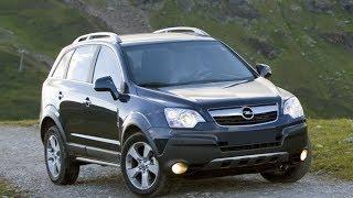 Видео Опель Антара слабые места   Недостатки и болячки б/у Opel Antara I (автор: Слабые места)
